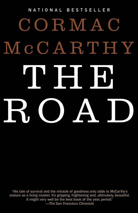 cormac mccarthys the road theme of I began this week with the road, mccarthy's 2006 bleak  there are a lot of  existentialist themes in no country and the sunset limited as.