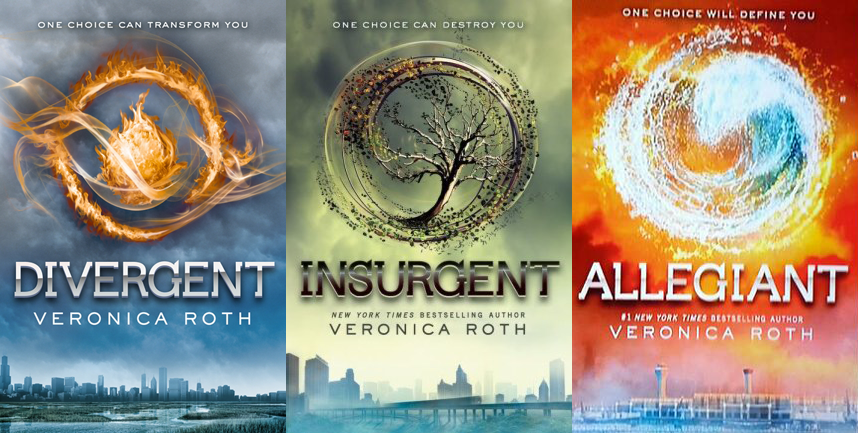 book will ever be the next divergent because we already have divergentVeronica Roth Divergent Quotes