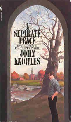 An escape from reality in a separate peace by john knowles