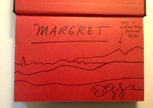 Eggers autograph