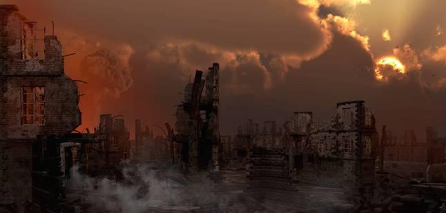 dystopia vs apocalyptic